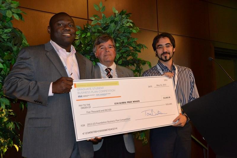 Les graduate student business plan competition