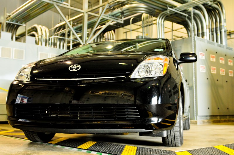 Arkansas Power Electronics International and the University of Arkansas are part of a research collaboration with Toyota to develop new technologies that will make vehicles more fuel efficient.