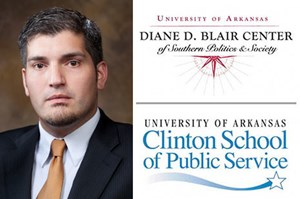 Rafael Jimeno, assistant professor of political science and the Diane D. Blair Professor in Latino Studies