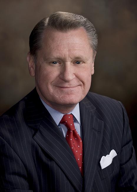 Chancellor G. David Gearhart.