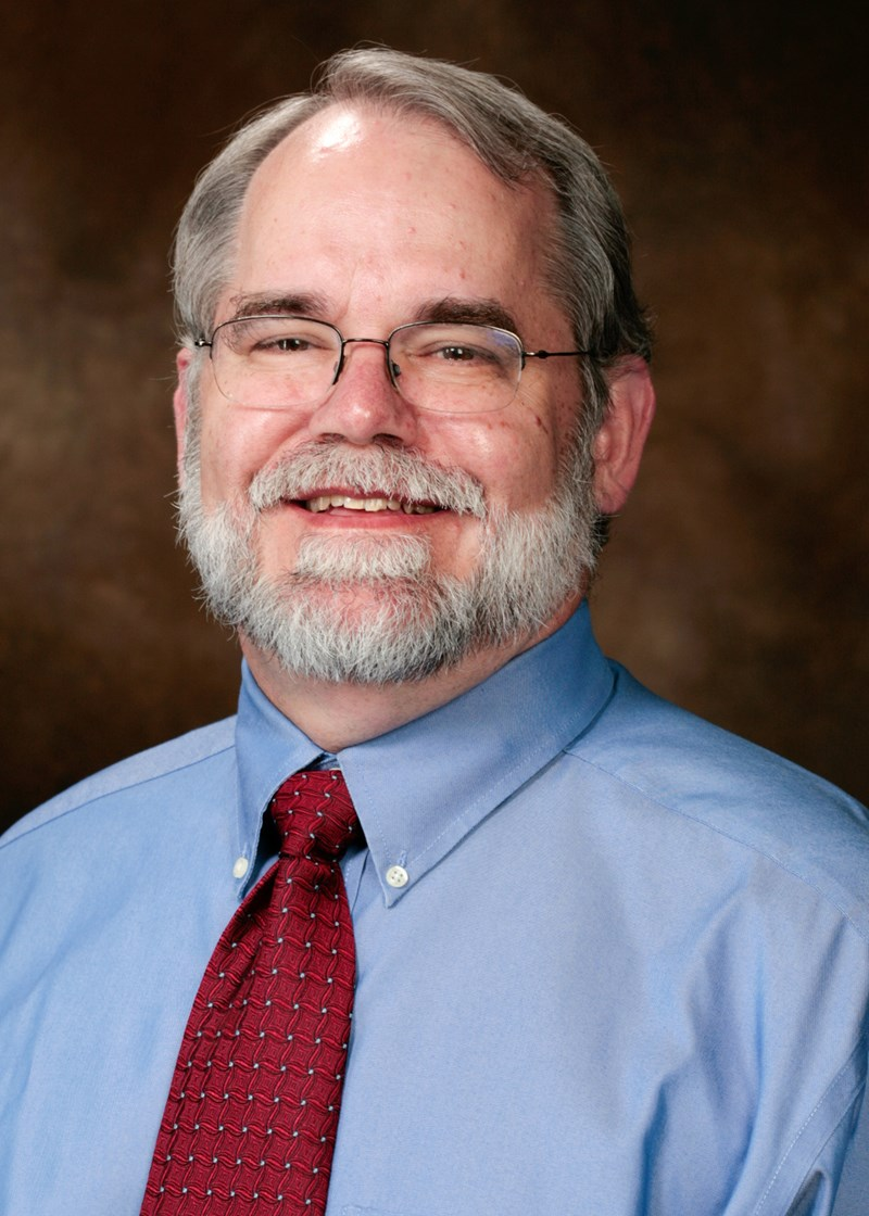 Ken Vickers, director, microelectronics-photonics graduate program