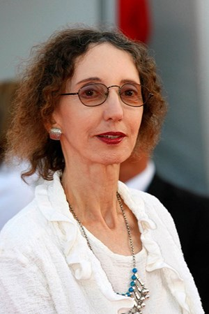 Joyce Carol Oates (photo by Michael Spingler)