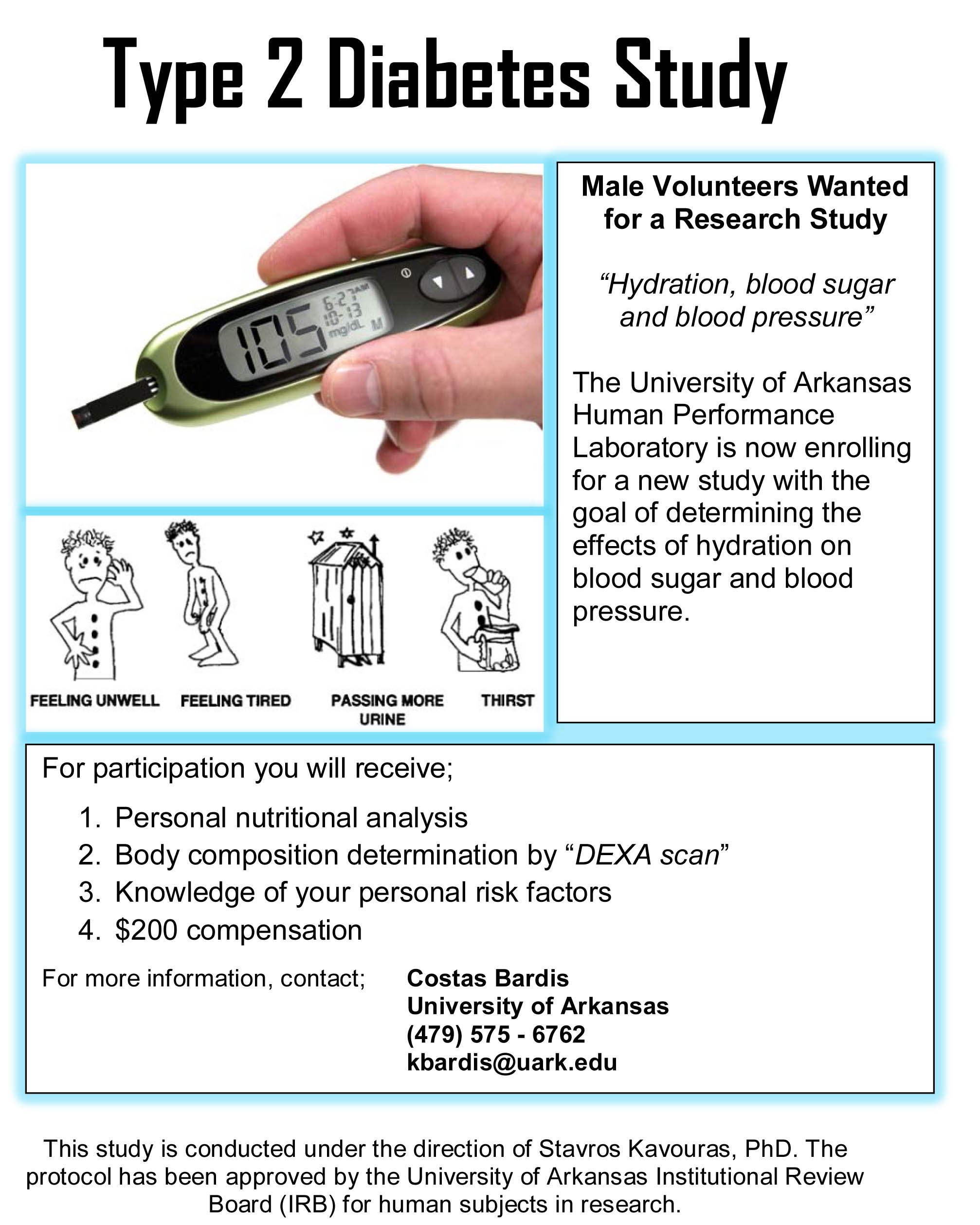 diabetes information for research paper