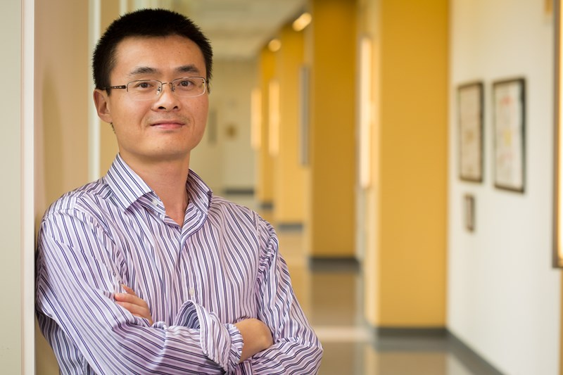 Yurong Yang, research assistant professor, University of Arkansas
