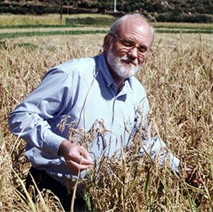 Robert Zeigler of the International Rice Research Institute