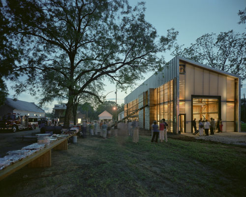 Architect Andrew Freear Presents 39 Rural Studio 39 Lecture On