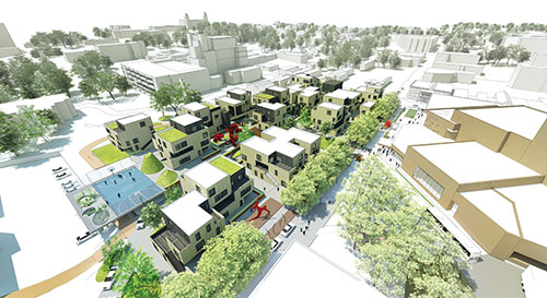 Urban Housing Plan Receives National ACSA/AIA Housing Design ...