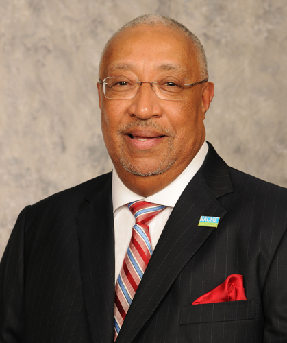 Irving Pressley McPhail, president and chief executive officer of the National Action Council for Minorities in Engineering Inc.