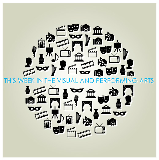 This Week in the Visual and Performing Arts: April 17-24 ...