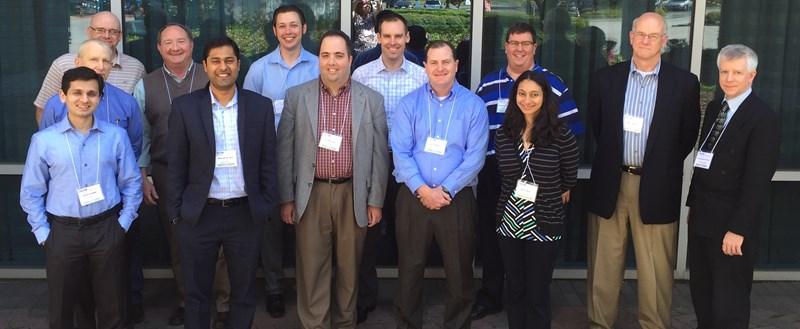 CELDi Industrial Advisory Board attendees.
