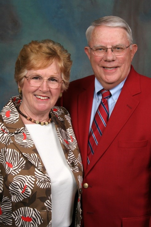 Larry and Gwen Stephens