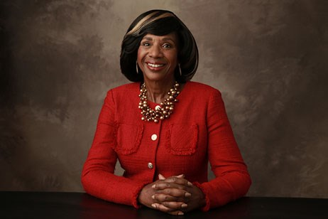 Paulette Brown, president, American Bar Association.