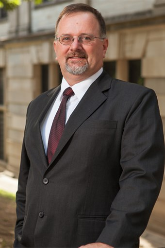 Ed Pohl, head of the Department of Industrial Engineering