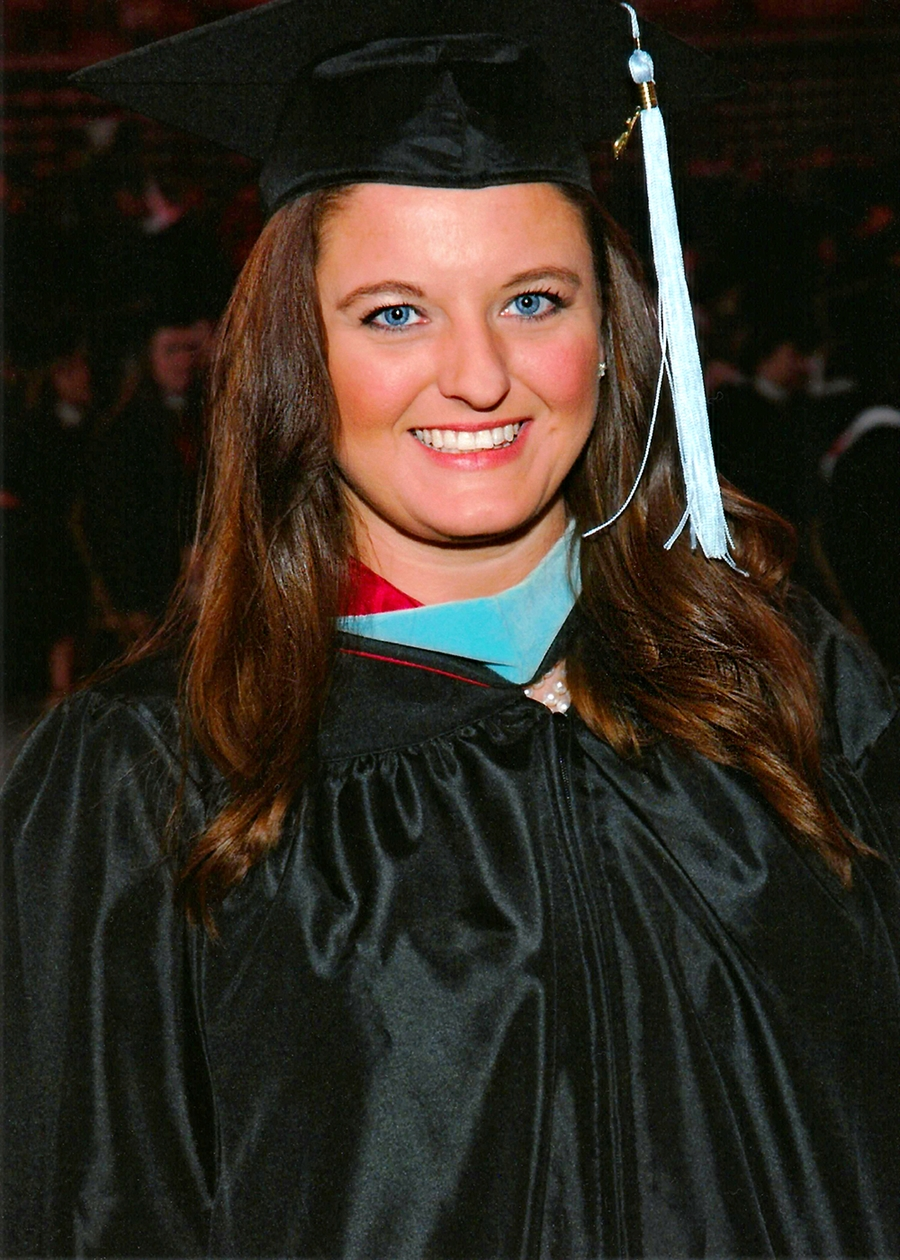 from drab desk job to exciting career in crisis management kristan elsken studied online and graduated in 2015 a master s degree in special education