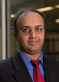 Raj Rao will begin his position as biomedical engineering department head on July 1.