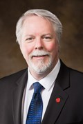 Steven J. Beaupre, associate dean for social sciences