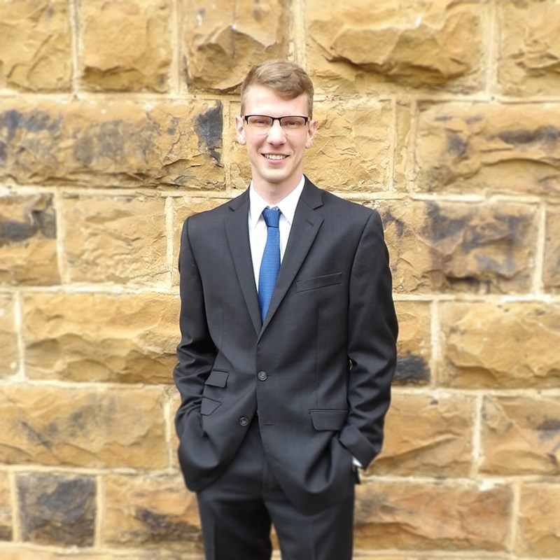 Christopher Cowan, a senior honors student at the University of Arkansas, earned a nationally competitive scholarship to take part in the Summer Arabic Language and Media program in Manah, Oman.