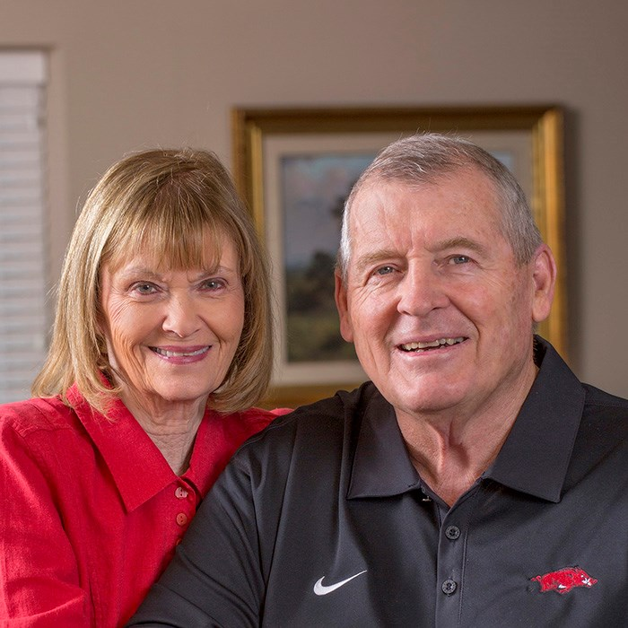 Jerry and Kay Brewer