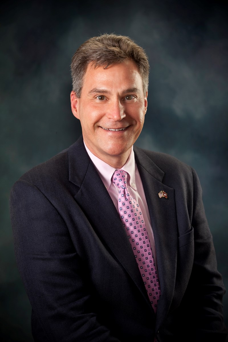 Rep. Charlie Collins is speaking on campus on Thursday in the John W. Tyson Building.
