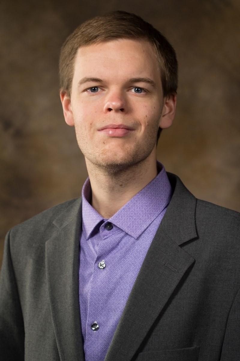 M.F.A. translation student J.T. Mahany