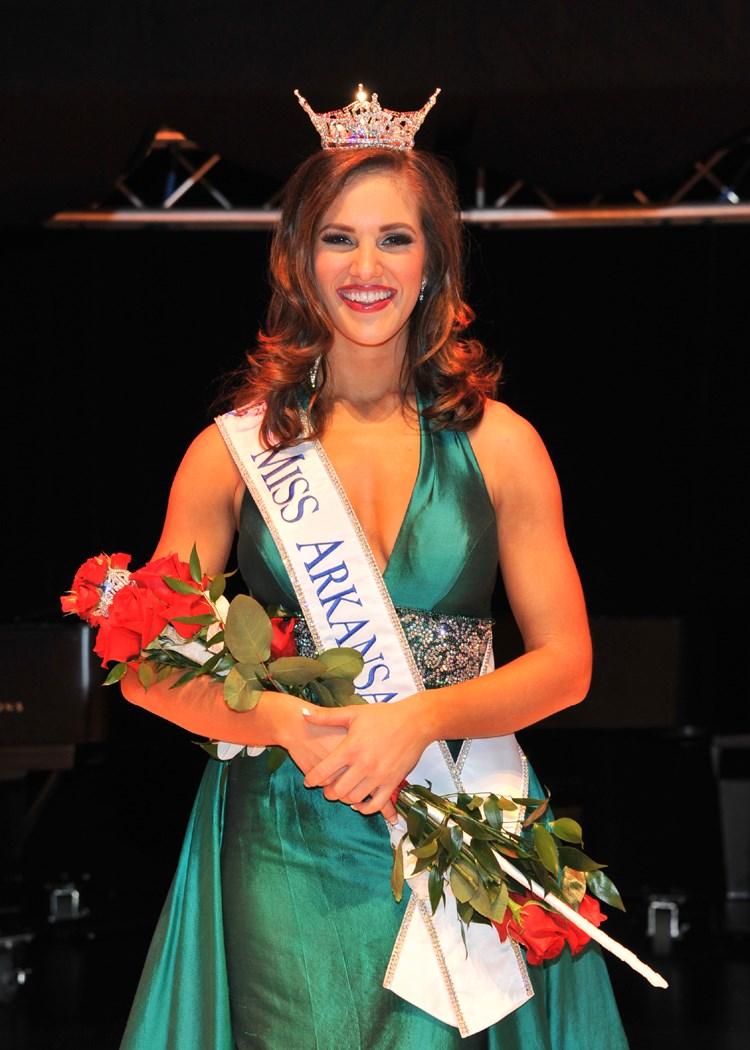 Maggie Benton, Miss Arkansas 2017