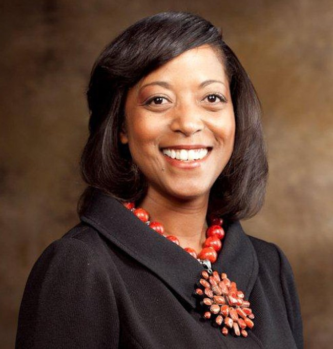 Denise Thomas, director of Africa and Middle East Trade