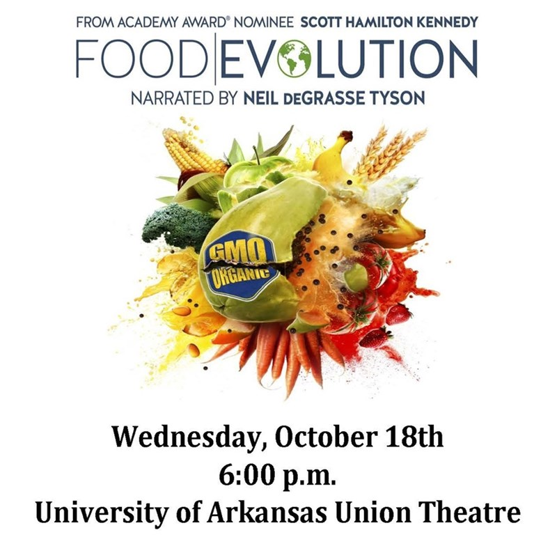 This film and the discussion to follow should be of interest to anyone who eats food, as well as those concerned with food security, genetic engineering, agriculture, and the ways in which our society deals with complex scientific issues.