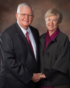 Curtis and Jane Shipley