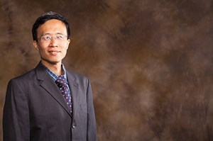 Feng Wang, University of Arkansas