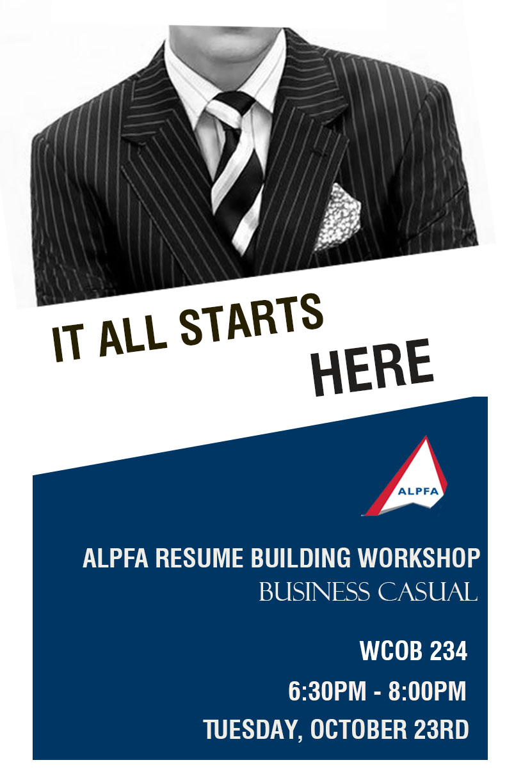Resume Building resume builder It All Starts Here Resume Building Workshop This Evening