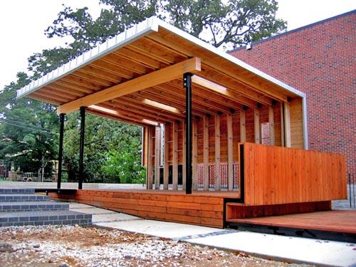 Professor Michael Hughes Garners Award For Design Build