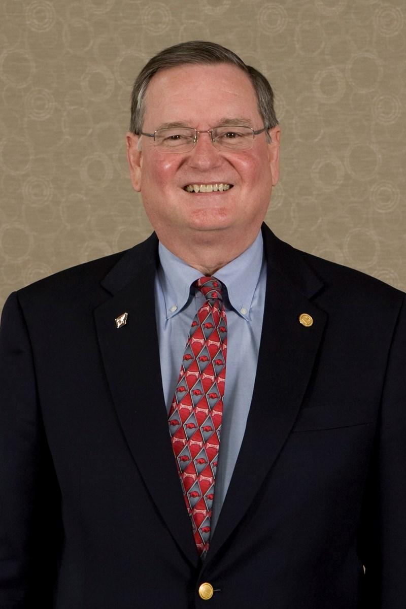 Steve Nipper of Magnolia is the new president of the Arkansas Alumni Association Board of Directors.