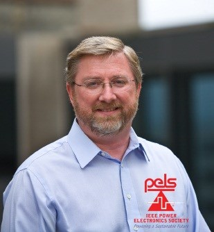 Alan Mantooth, newly appointed vice president of operations for the IEEE Power Electronics Society