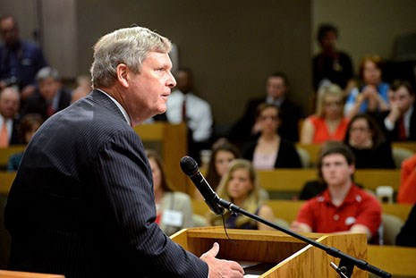 U.S. Secretary of Agriculture Tom Vilsack
