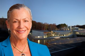 Alice Walton (Composite from photos by Dero Sanford and Tim Hursley)