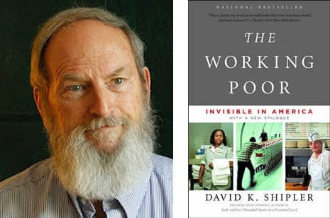 at the edge of poverty shipler The working poor: invisible in america by david k solution to poverty, shipler connects all of the the edge of the poverty line that are affected.