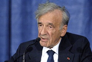 Elie Wiesel, author of Night, will speak at the Walton Arts Center March 7.