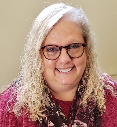 Portrait of Donna Johnson