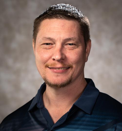 Portrait of Ryan Shepard