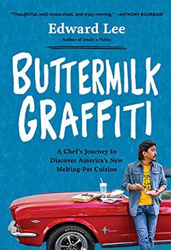 Book cover for Buttermilk Graffiti