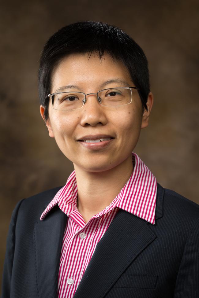 Portrait of Jingyi Chen