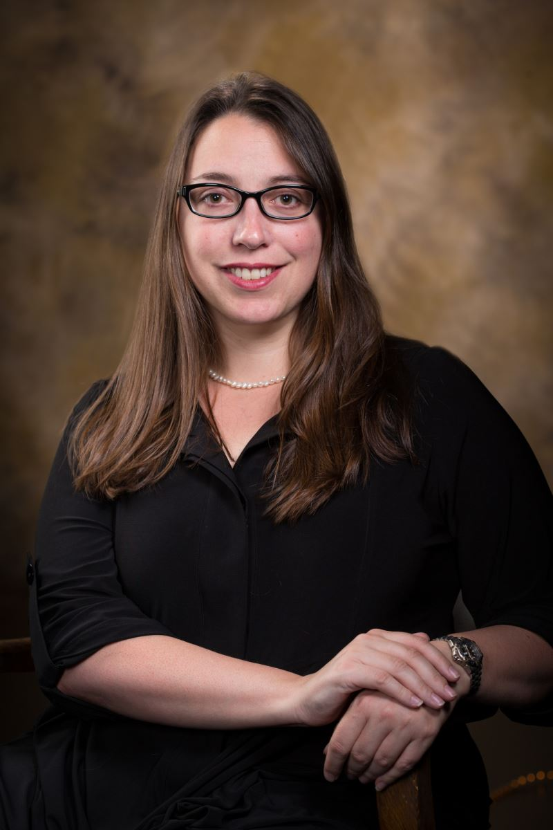 Portrait of Lisa Corrigan