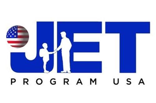 Logo for Japanese Exchange and Teaching Program