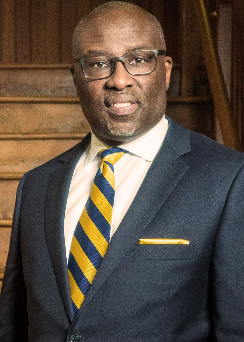 Fort Valley State University President Paul A. Jones