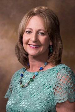 A photo of Allison Scott, advisor