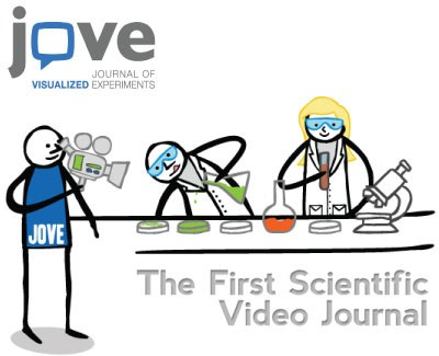 The Journal of Visualized Experiments (JoVE) is a PubMed-indexed video journal.