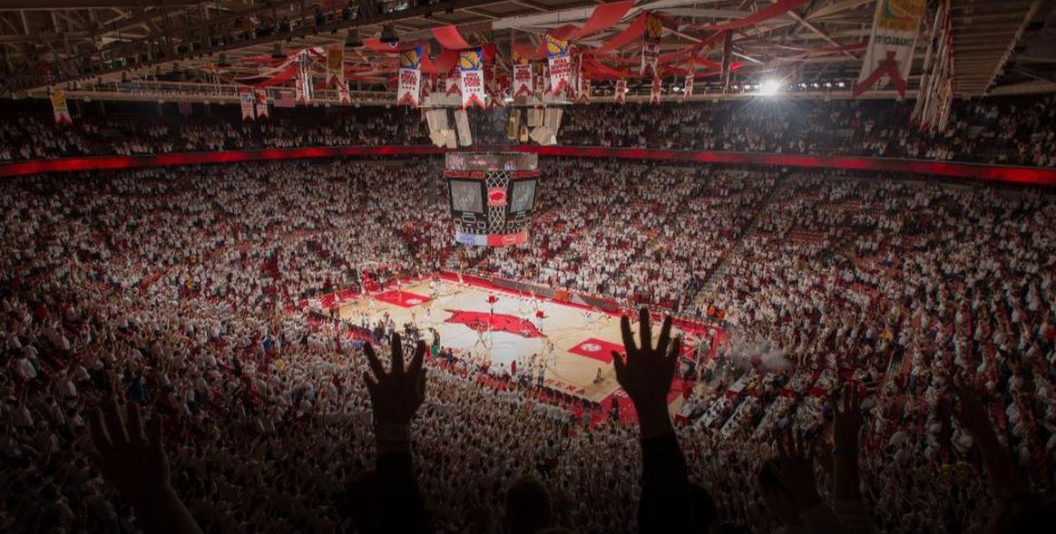 arkansas razorbacks basketball wallpaper