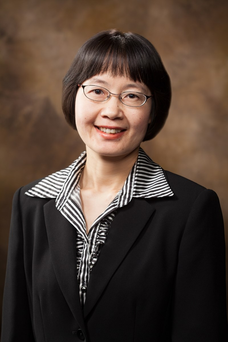 Min Zou, professor of mechanical engineering