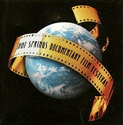 Image from the brochure of the October 10-18, 1998 Hot Springs Documentary Film Festival at the Malco Theatre in Hot Springs, Arkansas.