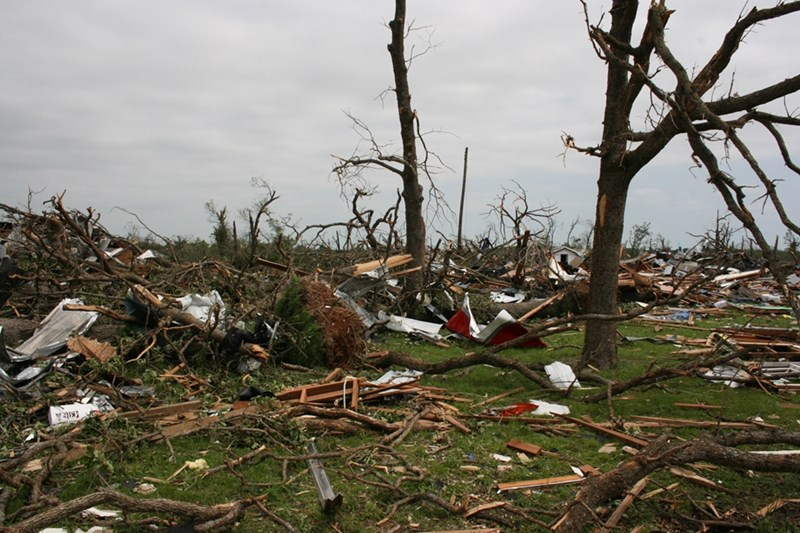 Milburn's research will help emergency services personnel harness the power of social media to respond to natural disasters, such as the tornado that struck Joplin, Missouri, in May of 2011.